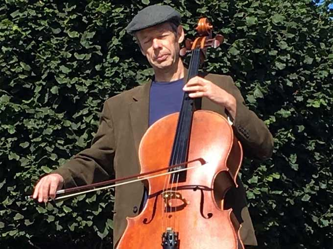 Kenneth Wilson, the Poetical Cellist